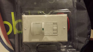 Motion sensor(new)and two dimmer switches(used)