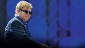 3 Elton John Tickets