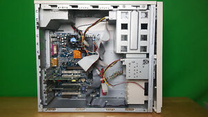 Older Desktop Computer (no harddrive)