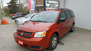 2008 Dodge Grand Caravan SE Minivan / CERTIFIED / DYNASTY AUTO