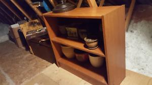 Bookshelves  $25 ea OBO