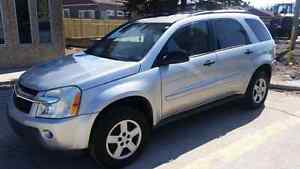 2006 Chevy Equinox 125km