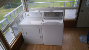Washer and Dryer Great For Cottage