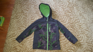 Boys Size 4/5 Lined Fall Coat