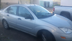 2003 Ford focus $500 or best offer as is