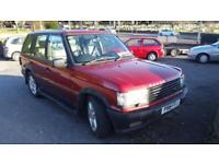 1997 Land Rover Range Rover 4.6 auto HSE SPARES OR REPAIR MOTED DRIVES OK