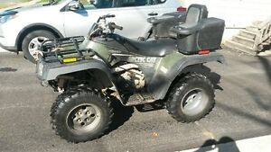 2005 Arctic Cat 400 Standard shift