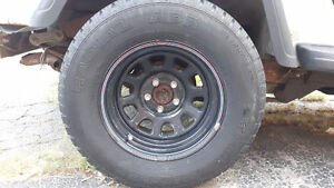 Offroad/city tires