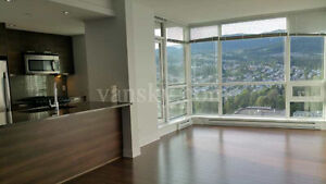 BRAND NEW renovated large 2bed highrise apt available NOW