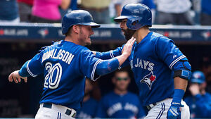 Blue Jays tickets -  For this weekend May 27 and 28th