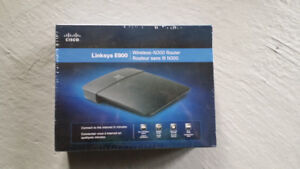 Linksys N300 Router BNIB only $25