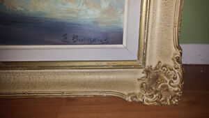 Framed Painting for sale. 27 1/2 x 47 1/2 || $90 REDUCED Sarnia Sarnia Area image 2