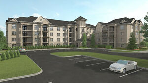 1100 Sq. Feet Open Concept 2 Bed & 2 Bath New Condo in Milton