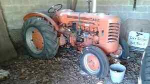 2 case s tractors