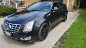 2012 CTS 4 CADILLAC COUPE WITH ONE YEAR WARRANTY!