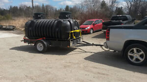 Fralo Septic Tank 5,000 liters