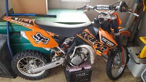 85cc KTM 2009