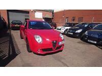 2009 / 59 Alfa Romeo Mito 1.4 16V LUSSO Full MOT+Warranty+AA Cover