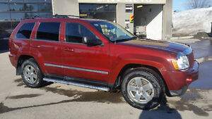 2007 Jeep Grand Cherokee Fourgonnette, fourgon