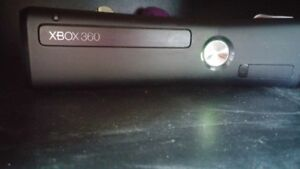 XBOX 360 for SALE, INCUDES 13 GAMES AND 2 CONTROLLERS