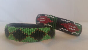 Wrist bands. Hand made African Jewellery from Kenya