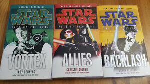 Star Wars novels bundle #4