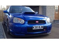 Sti type uk does anybody know this car?