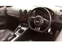 2012 Audi TT 1.8T FSI S Line S Tronic with Automatic Petrol Coupe