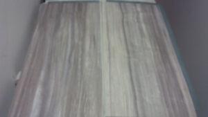 Allure Vinyl Flooring Palazzo Marble 12 x 24 Grey PRICE LOWERED