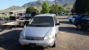 2002 Ford Windstar Minivan, Van Grand Forks