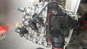 Body valve pour ford freestyle