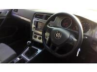 2014 Volkswagen Golf 1.2 TSI S 5dr Manual Petrol Hatchback