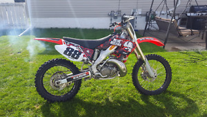 2002 cr 250