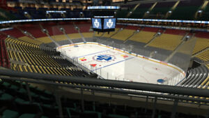 LEAFS LIST UPDATED DAILY Sec 318, 322, 103 & 122 club reds