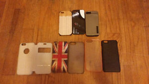 Iphone 4 and 5 cases.