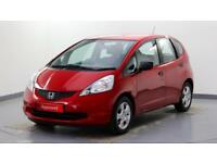 2010 Honda Jazz 1.2 i-VTEC SE Petrol red Manual