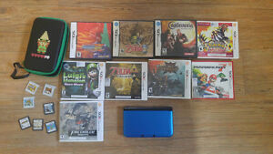 Nintendo 3DS XL with 16 of the best games!