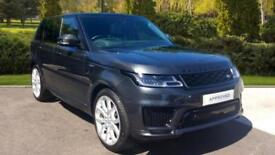 2018 Land Rover Range Rover Sport 3.0 SDV6 HSE Dynamic 5dr Automatic Diesel 4x4