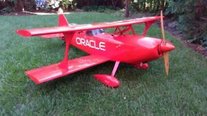PITTS CHALLENGER III ORACLE RC SCALE MODEL