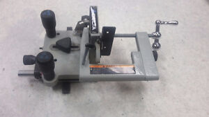 Delta Table Saw Tenoning Jig Vise Clamp Woodworking Tool Tenon T