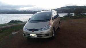 2002 Toyota Tarago Wagon - 7 seater Ultima Tranmere Clarence Area Preview