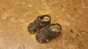 Sandals - toddler size 5 - LIKE NEW!