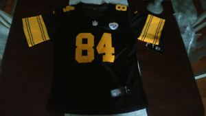 Brand new Authentic kids Pittsburgh Steelers football jersey