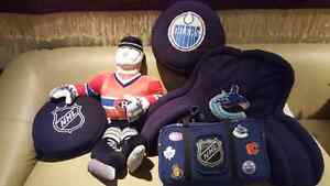 Nhl pillows and plush (5) West Island Greater Montréal image 1