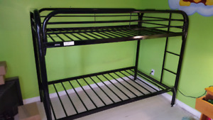 Two floors bed