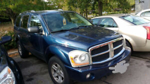2004 Dodge Durango SUV, AS-IS