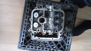 Perfect condition Yamaha 660 raptor head with valves