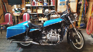 1976 Honda Gold Wing Custom Built