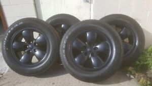 1999-2018 rims and tires for Dodge Ram 1500