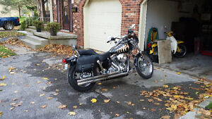 2003 HARLEY DAVIDSON LIMITED EDITION BAREBONES - LOW KM